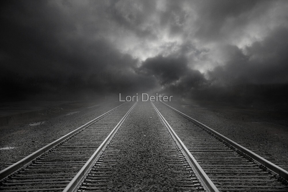 What Lies Ahead?  by Lori Deiter