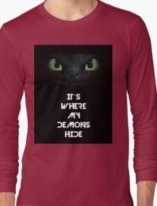 Imagine Dragons - Toothless Long Sleeve T-Shirt