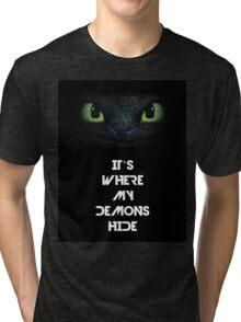 Imagine Dragons - Toothless Tri-blend T-Shirt