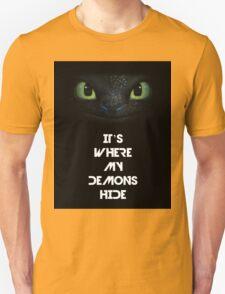 Imagine Dragons - Toothless T-Shirt