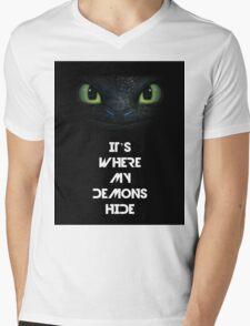 Imagine Dragons - Toothless Mens V-Neck T-Shirt