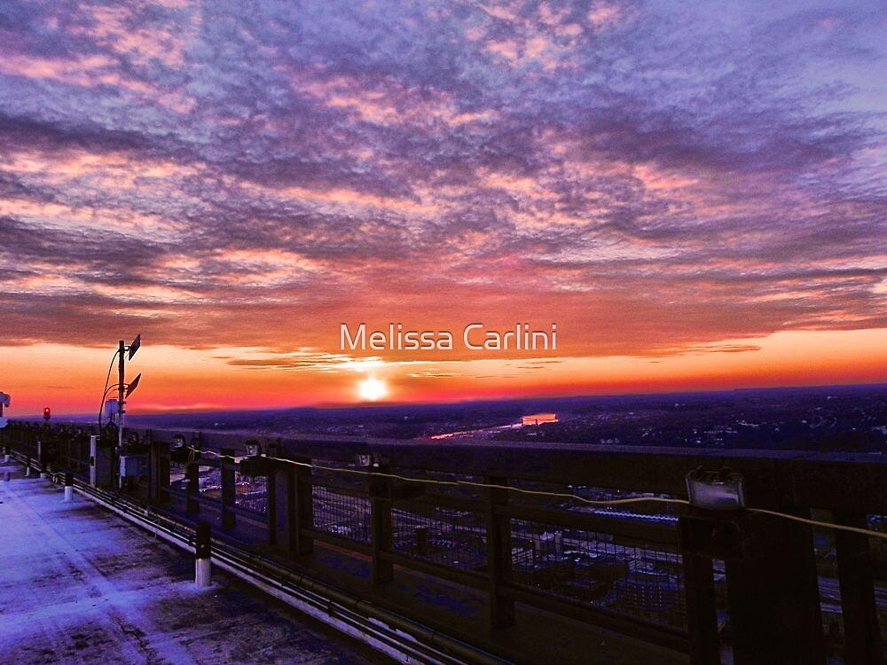841 Feet Closer to Heaven by Melissa Carlini