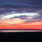 Mysterious Sunset by Sharon Woerner