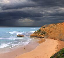 Storm Front at Bird Rock by Erik Holt