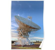 Australia Telescope Compact Array • Culgoora • New South Wales Poster