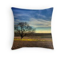 Ceres Tree Throw Pillow