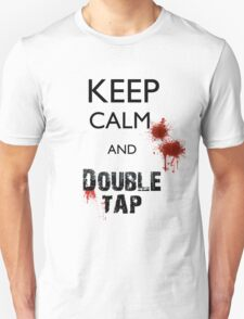 Rule No. 2 - Double Tap Unisex T-Shirt