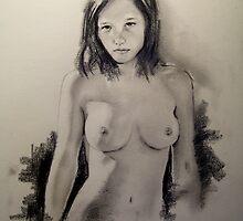 nude portrait by ralph macdonald