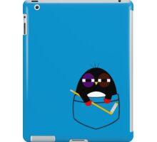 Pocket hockey penguin iPad Case/Skin
