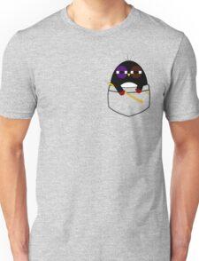 Pocket hockey penguin Unisex T-Shirt