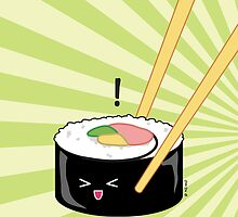 Big Sushi Fun by Nikki Niceley
