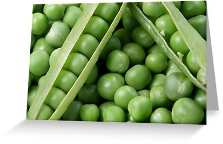 Peas by SmoothBreeze7