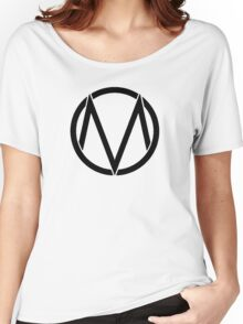 The maine - Band logo Women's Relaxed Fit T-Shirt