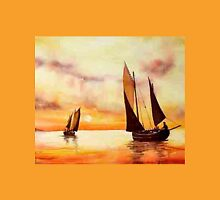 Sailing at Sunset Unisex T-Shirt