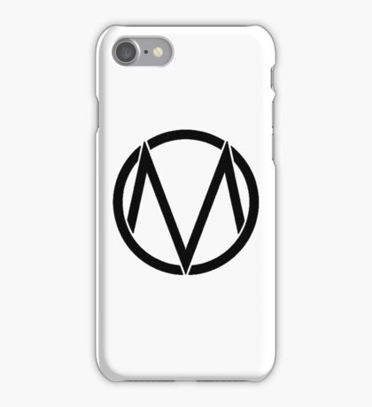 The maine - Band logo iPhone Case/Skin