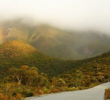 Bluff Knoll, Stirling Range National Park by Ross Campbell