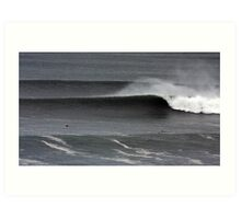 Bells Beach Bomb Art Print