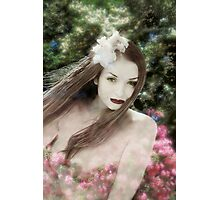 Persephone - Spring Welcome Photographic Print