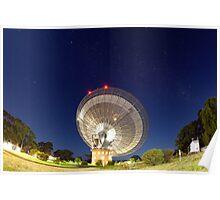 CSIRO Parkes Observatory • New South Wales • Australia Poster