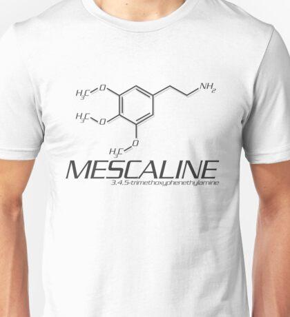MESCALINE Molecule Unisex T-Shirt