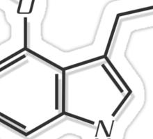 PSILOCYBIN Molecule Sticker