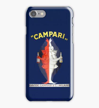 Campari iPhone Case/Skin