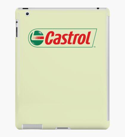 Castrol iPad Case/Skin