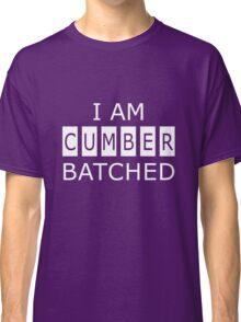 I AM CUMBERBATCHED Classic T-Shirt