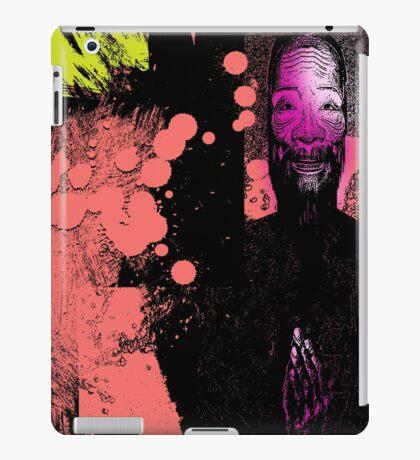 silent keeper iPad Case/Skin