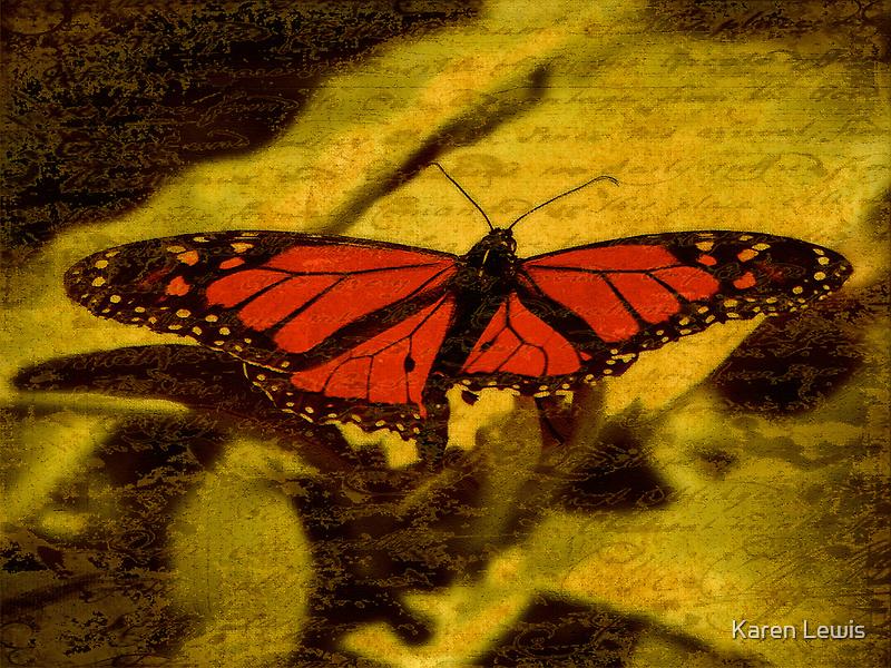 Monarch by Karen Lewis