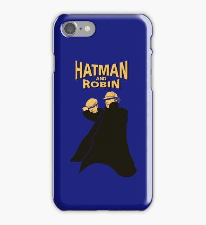 Hatman and Robin iPhone Case/Skin