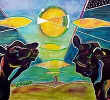 Under The Moolight - yes, yes.... by Gisela  Gibbon