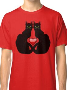 LOVE CATS Classic T-Shirt