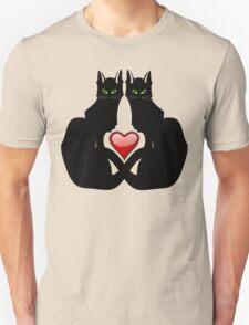 LOVE CATS Unisex T-Shirt
