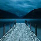 Lake Rotoiti - New Zealand by Kimball Chen