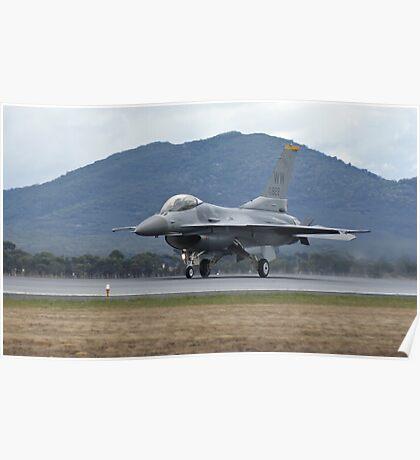 Viper F-16 Poster