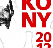 STOP KONY 2012 Sticker