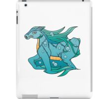 Seahorse 002 (Tessellation Graphic) iPad Case/Skin
