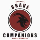 Brave Companions Sports Badge by liquidsouldes