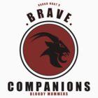 Brave Companions Sports Badge by liquidsouldes