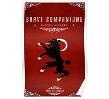 Brave Companions Poster