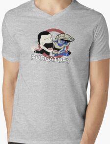 """Favorite Bar on the Citadel"" Mens V-Neck T-Shirt"