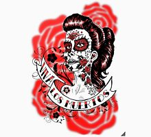 Day of the Dead Girl T-shirt 3 Unisex T-Shirt