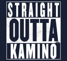Straight Outta Kamino by Harry James Grout
