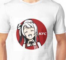 KFC : Kotori food chicken  Unisex T-Shirt