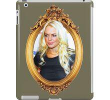 Framed Lindsay 2  iPad Case/Skin