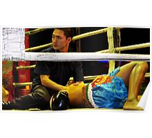 Muay Thai 1 Poster