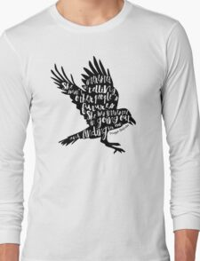 The Raven Boys quote design T-Shirt