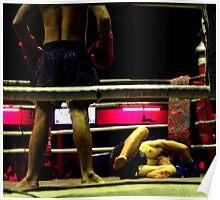 Muay Thai 10 Poster