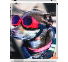 Attitude  iPad Case/Skin